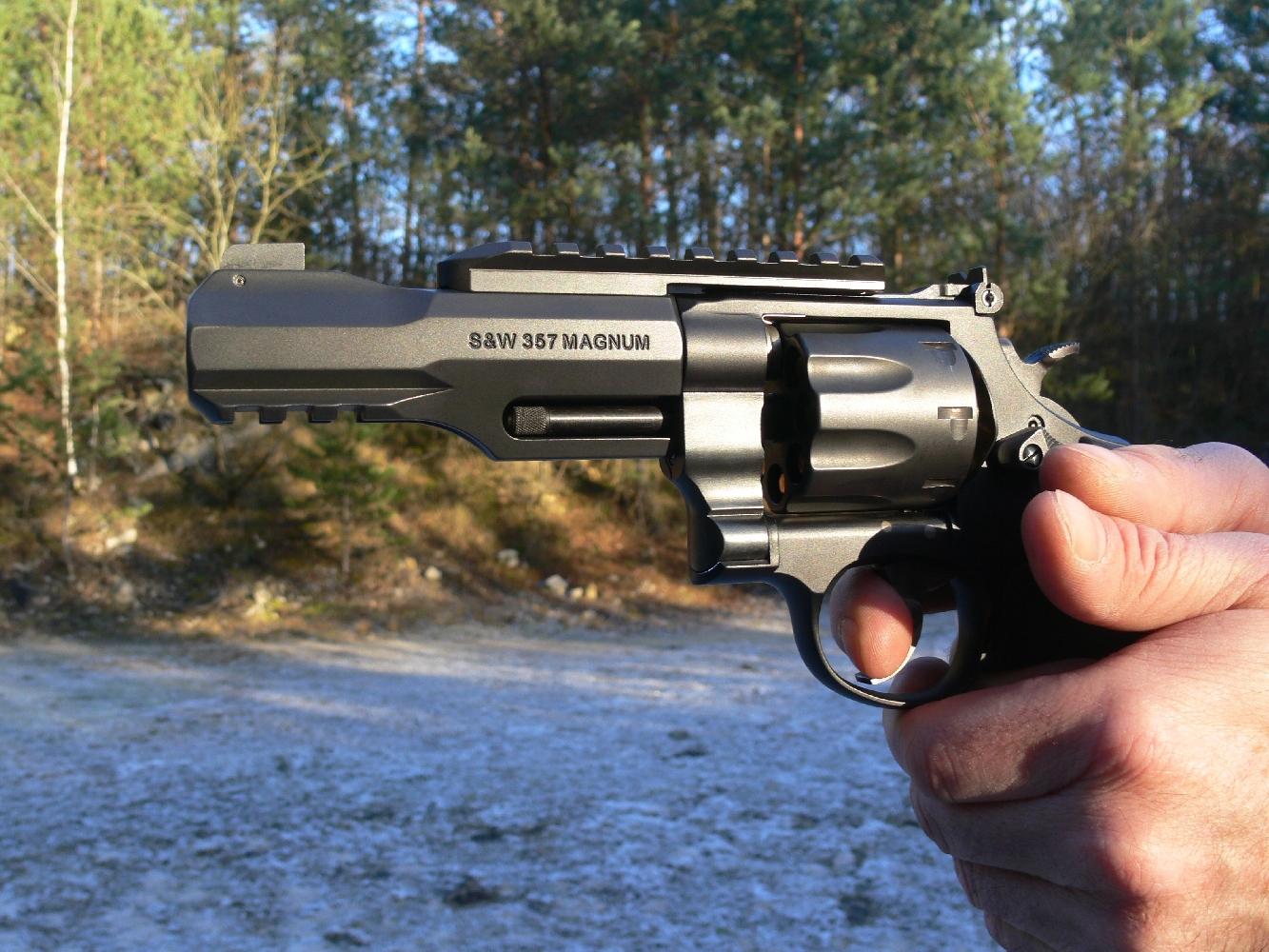 Essai Armes Tag 357 Magnum