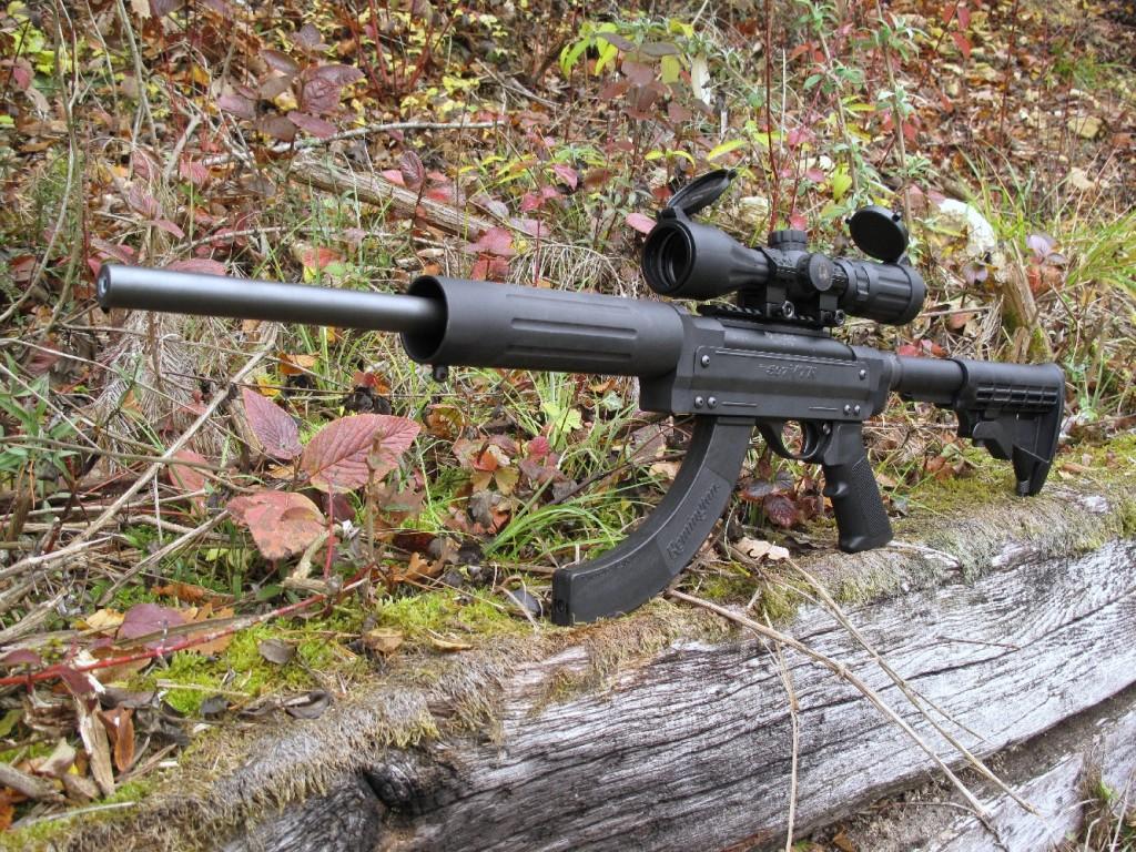 Le modèle 597 avait été lancée par Remington en 1997, dans le but de concurrencer la très populaire Ruger 10/22. Il a été décliné dans plusieurs versions dont la dernière en date, dénommée VTR pour « Varmint Target Rifle », est dotée d'un canon lourd la destinant au tir de précision sur cible et à la chasse du petit gibier à poil (tir des chiens de prairie, régulation des nuisibles).