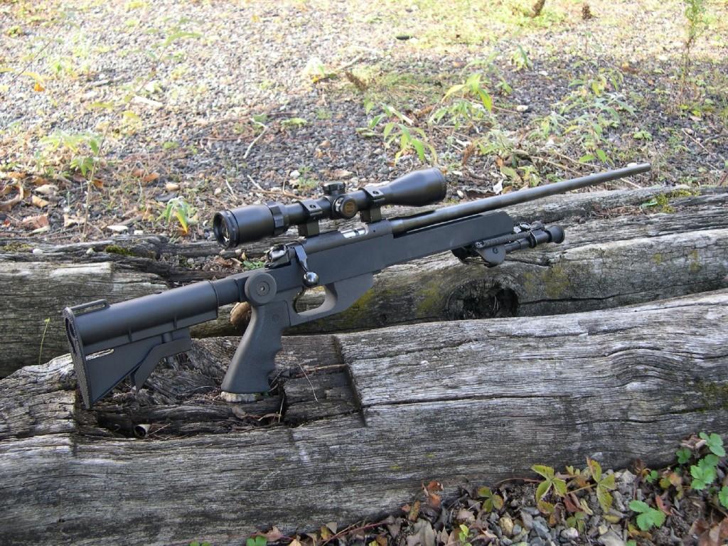 Construite sur base mécanique CZ 452-2E ZKM tout acier, la RS1 Commando présente un aspect high-tech particulièrement soigné qui constitue habituellement l'apanage des carabines de précision chambrées en gros calibre. Elle reçoit un châssis-poutre en aluminium aviation avec poignée Hogue en néoprène et crosse d'épaule télescopique de type AR15. La carabine que nous avons testée était équipée d'une lunette Bushnell Sportview «Wide Angle» 3-9 x 40, modèle qui bénéficie d'un excellent rapport qualité/prix.