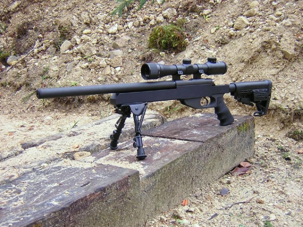 La CZ-452 est une carabine à répétition de petit calibre, économique et polyvalente, de fabrication soignée, déclinée en de multiples versions dont la plus élaborée, customisée par la maison FMR-Unique, dispose d'un châssis poutre en aluminium, avec poignée pistolet, crosse télescopique TDI et bipied escamotable Harris. L'association d'un canon silencieux (percé de petits trous de décompression) et d'un modérateur de son intégré se révèle extrêmement efficace puisque la détonation des munitions « vitesse standard » est à peine audible !