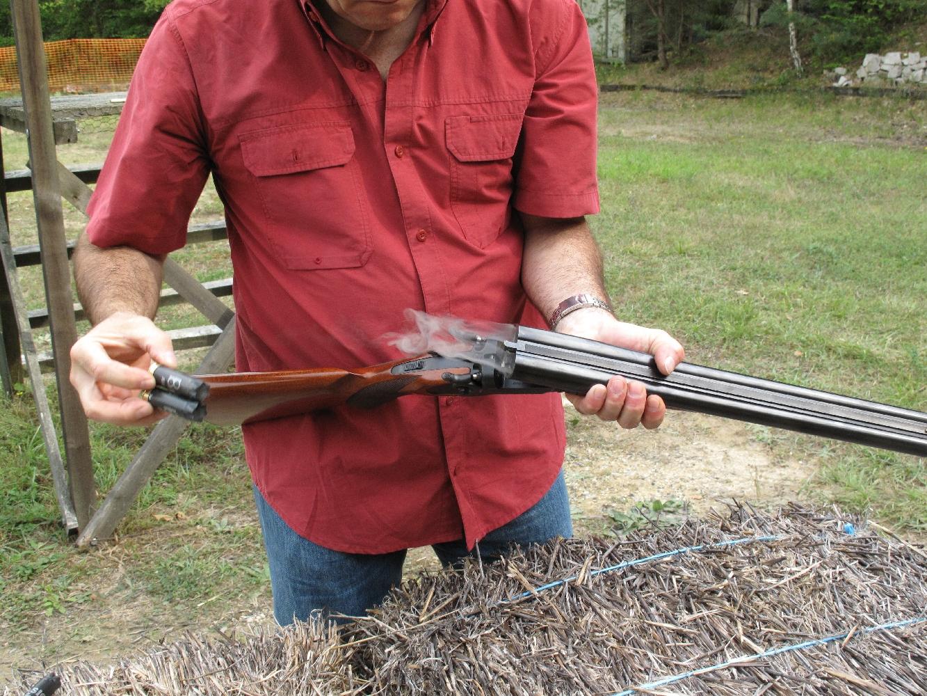 essai armes cat gorie 04 fusils canons lisses page 3. Black Bedroom Furniture Sets. Home Design Ideas