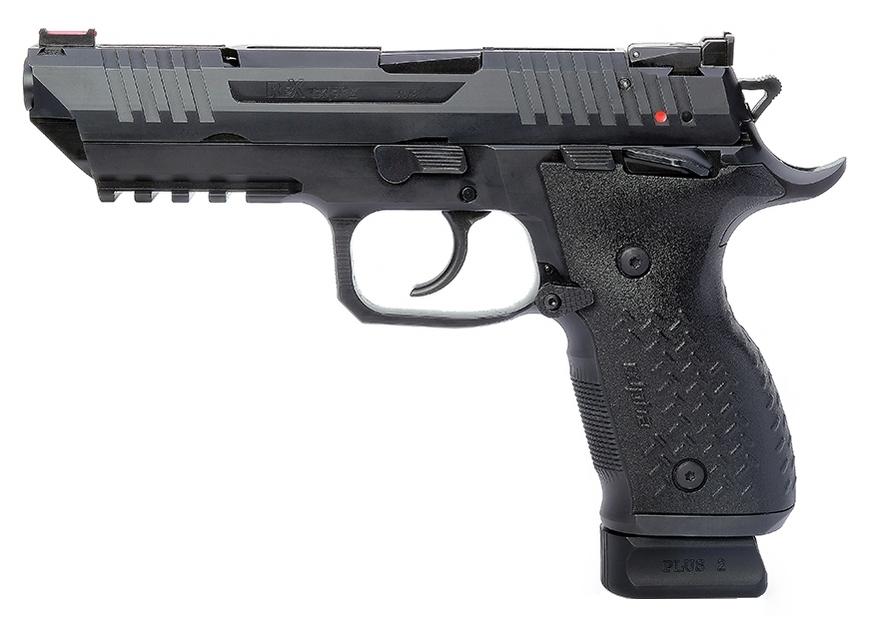 Pistolet semi-automatique Arex REX alpha de calibre 9mm Parabellum