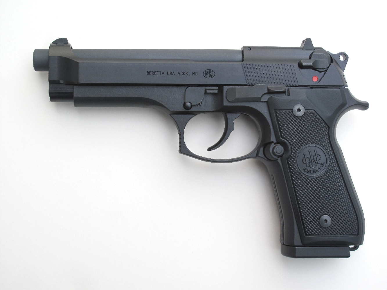 Pistolet Beretta 92 FS-22 en calibre .22 Long Rifle