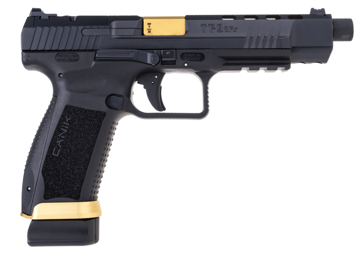 Pistolet Canik TP9 SFX Mod2 Custom