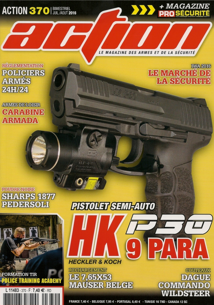 Couverture Action n°370