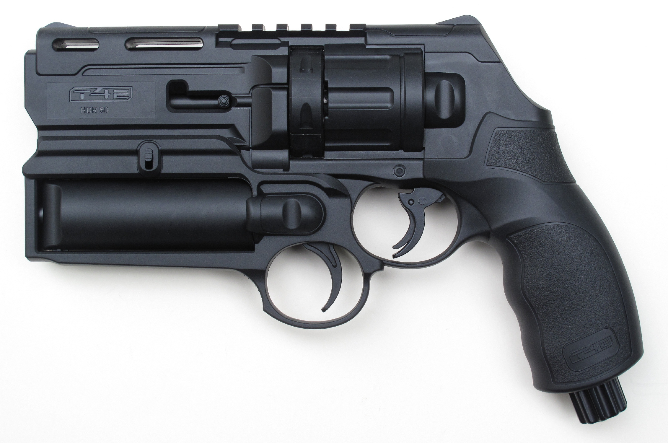 Revolver Umarex T4E HDR 50 à balles en caoutchouc