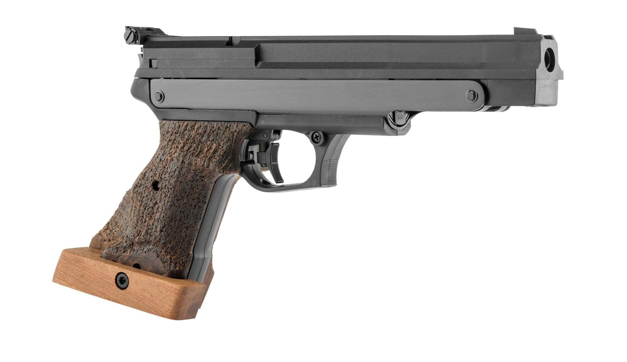 Pistolet à air comprimé GAMO « Compact » calibre 4,5 mm Diabolo