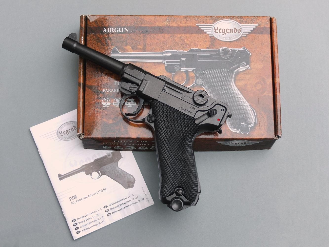 Ce modèle construit en métal bénéficie d'une finition soignée, d'un aspect réaliste et d'une très bonne précision en cible.