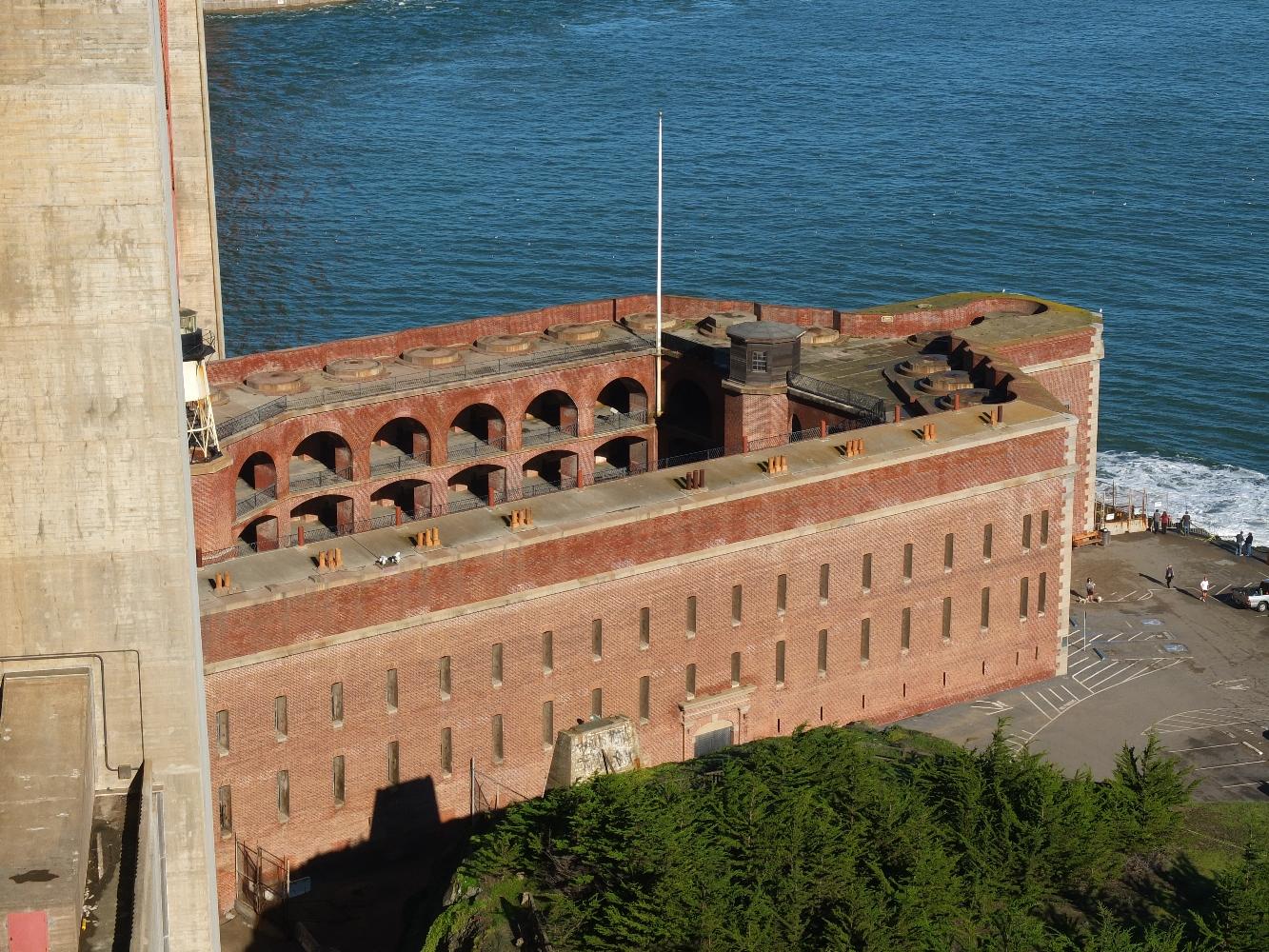 En 1959, un groupe d'anciens militaires et d'ingénieurs civils a créé la « Fort Point Museum Association » et œuvré pour que Fort Point soit déclaré « National Historic Site », ce qui a été acté le 16 octobre 1970. Fort Point est aujourd'hui administré par le « National Park Service ».