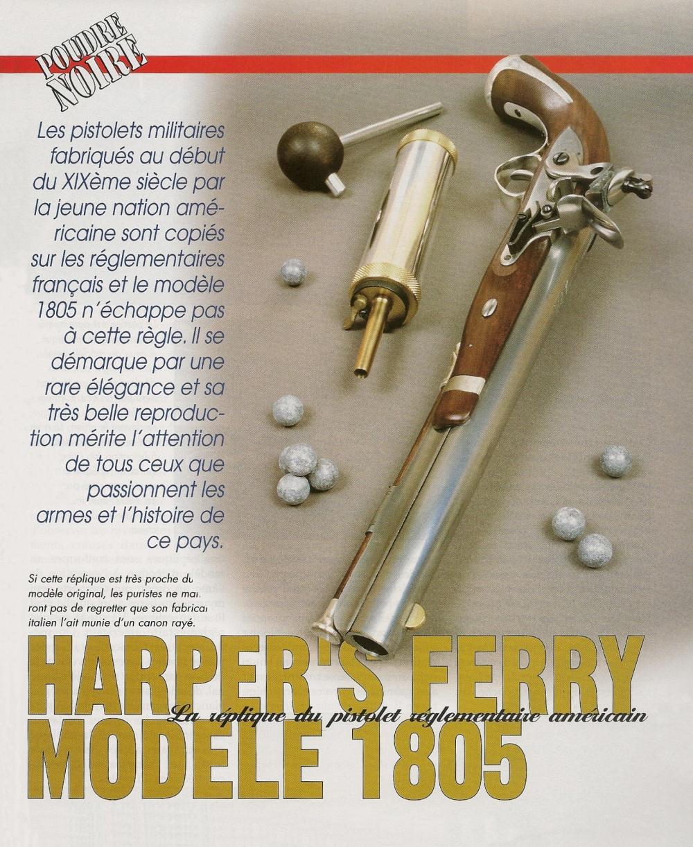 Si cette réplique est très proche du modèle original, les puristes ne manqueront pas de regretter que son fabricant italien l'ait munie d'un canon rayé.
