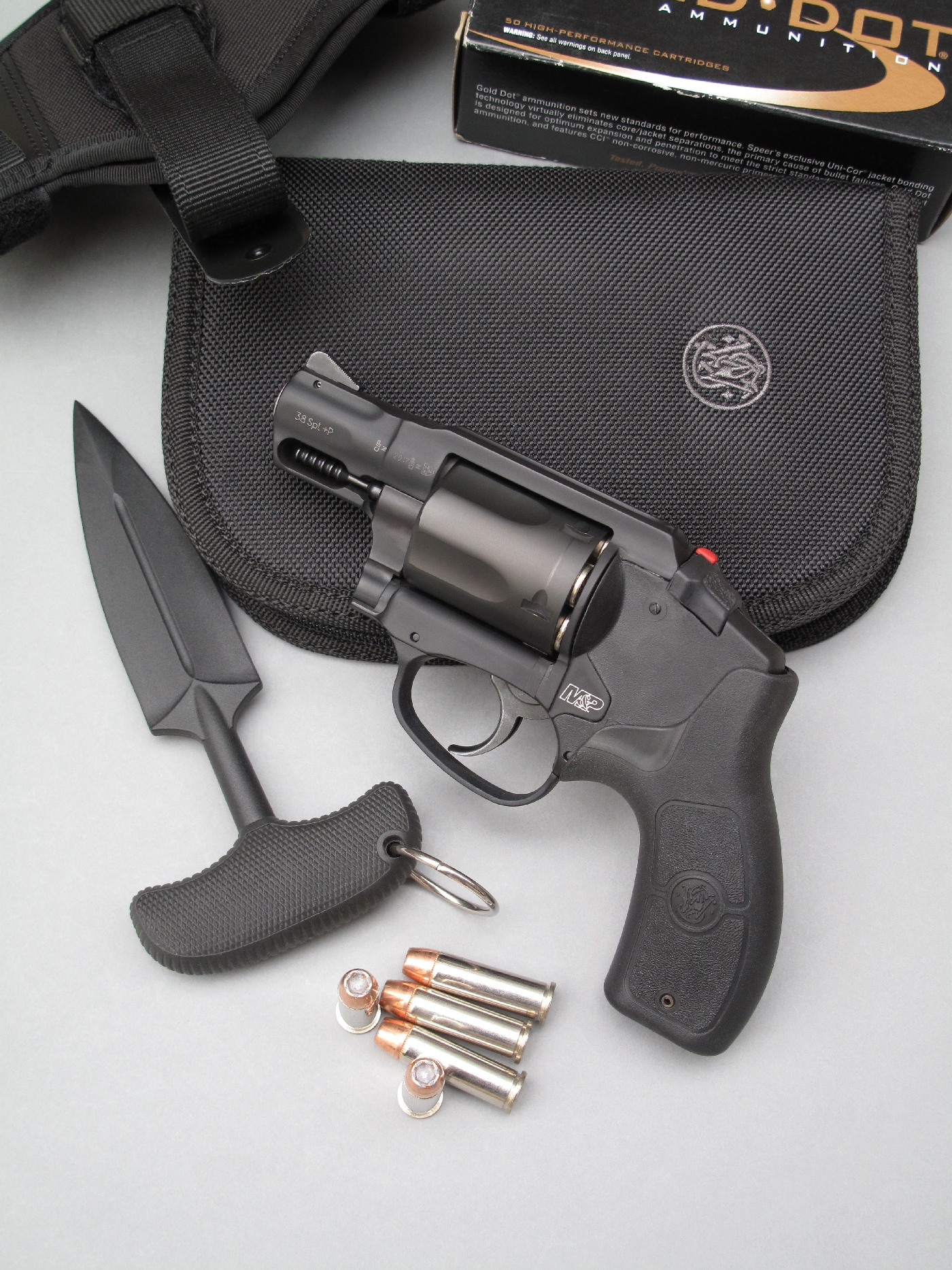 Essai armes | Revolver Smith & Wesson « Military & Police ...