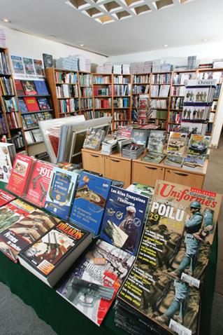 La « Librairie Le Hussard - Librairie du Collectionneur » vous propose une sélection de plus de 5.700 titres choisis en fonction de leur intérêt historique, de leur qualité et de leur richesse iconographique.