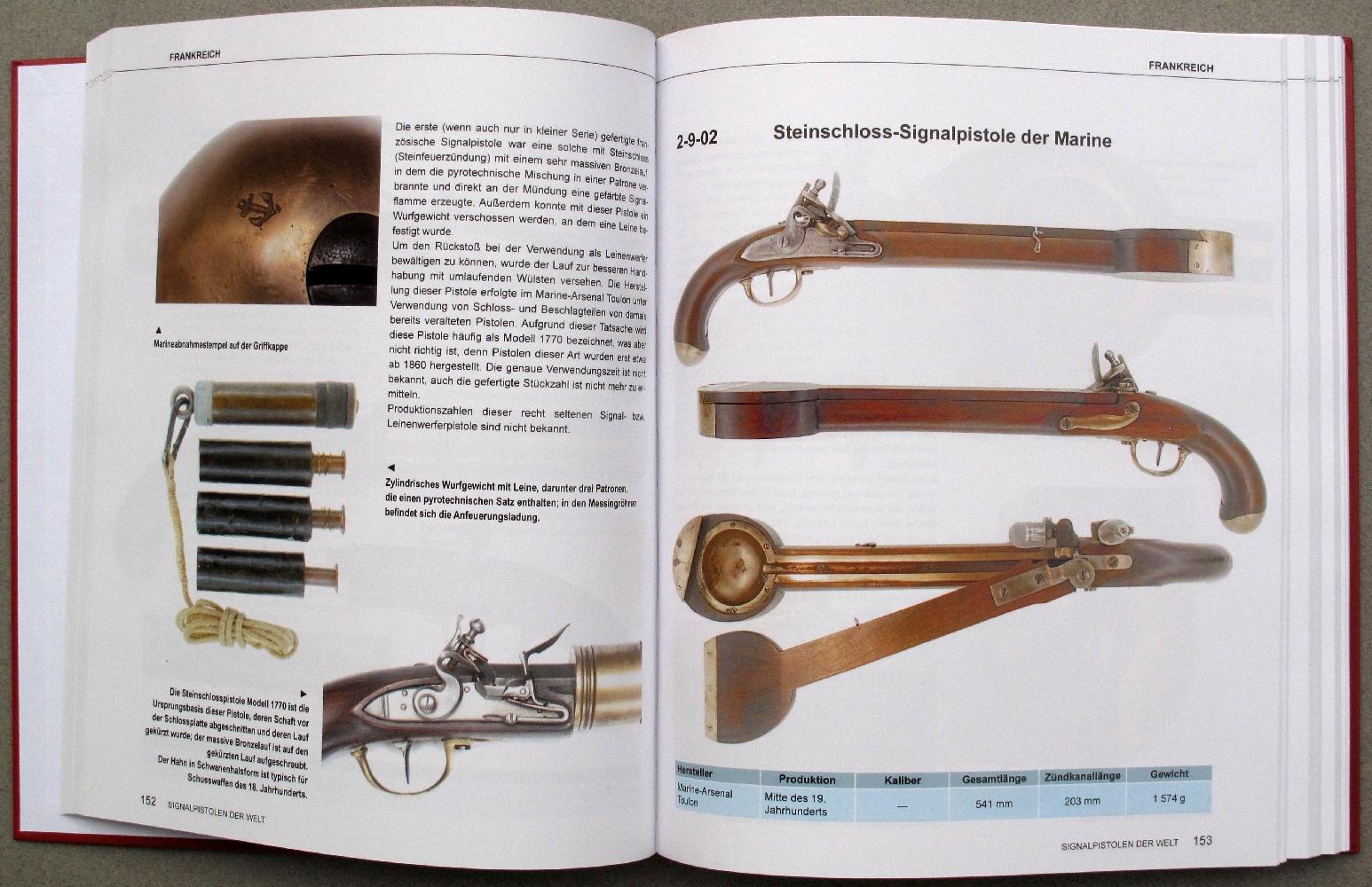 Ce très beau – et extrêmement rare – pistolet de marine constitue vraisemblablement le tout premier modèle réglementaire français destiné à la signalisation.