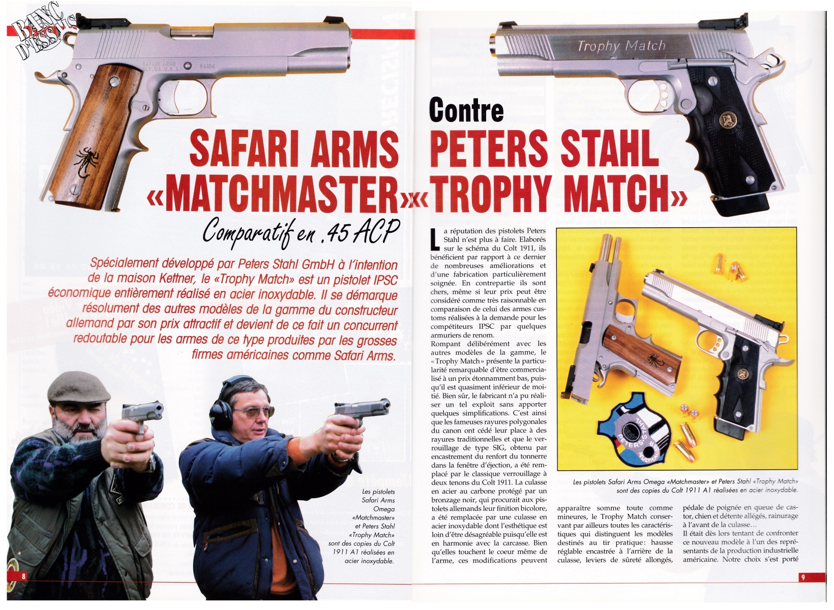 Safari Arms vs Peters Stahl_ouverture_small
